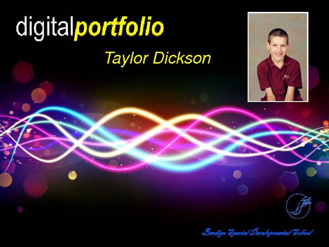 Taylor Dickson Flip Book