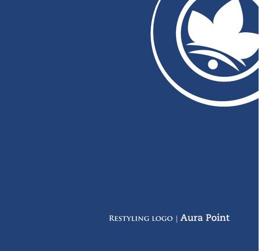 Restyling logo Aura Point