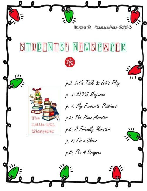 Journal Web December 2014-Elementary