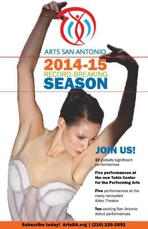 ARTS San Antonio Brochure