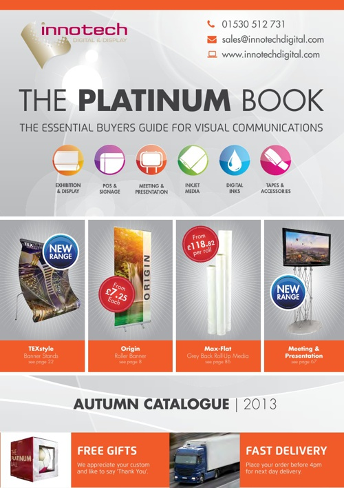 The Platinum Book Autumn 2013
