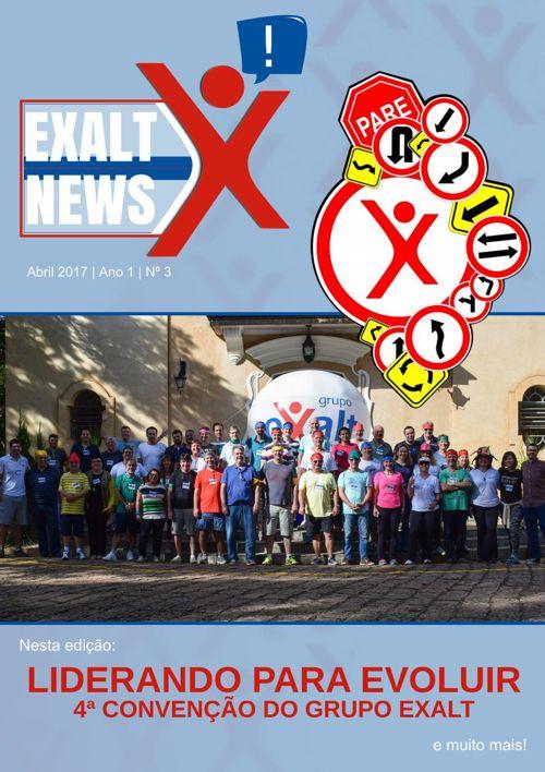 EXALT NEWS | Nº 3