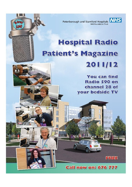 Patients Magazine 2011/2012