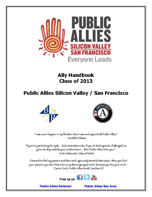 Ally Handbook