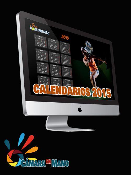 CamaraEnMano - Calendarios 2015