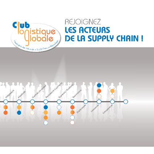 Plaquette du Club Logistique Globale Rhône-Alpes