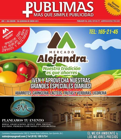 publiMAS edicion enero 2013
