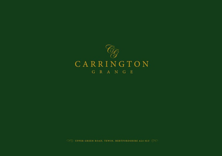 Carrington Grange, Tewin, Hertfordshire