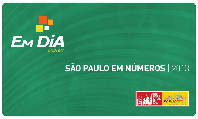 Em Dia Express - São Paulo em Números