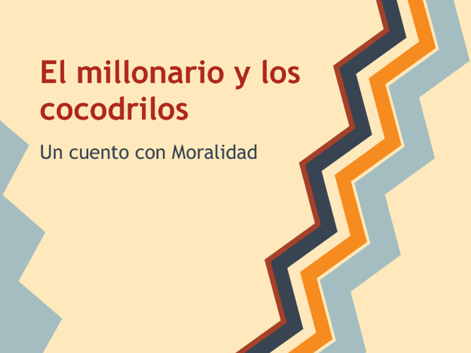 El milionario
