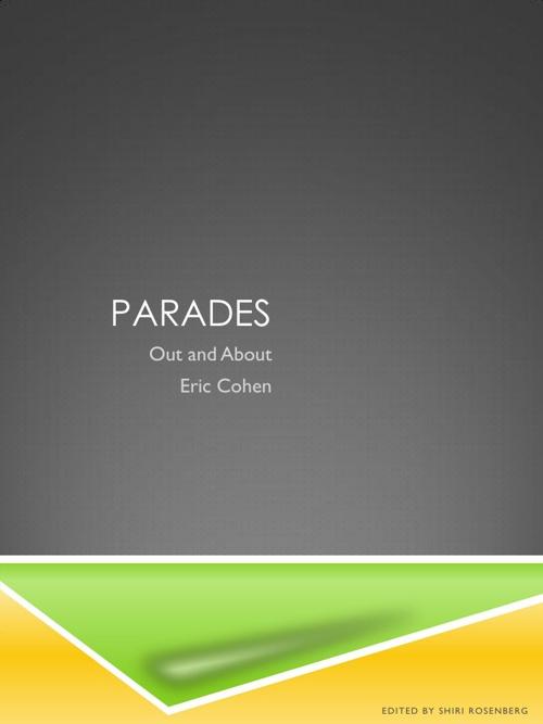 Parades - מצעדים