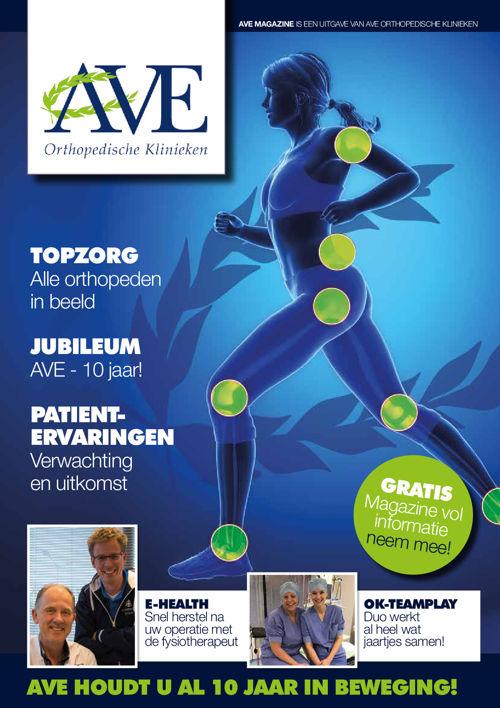 AVE magazine - Mei 2016