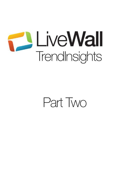 TrendReport LiveWall part two