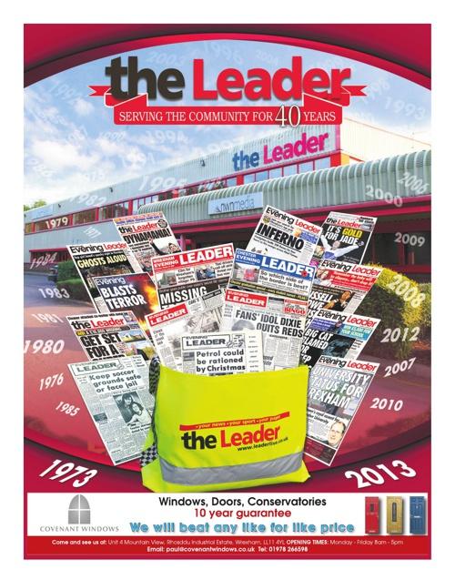 The Leader - 40 Year Celebration