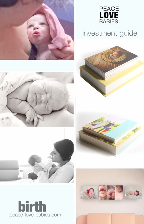 Birth Investment Guide | peace-love-babies.com