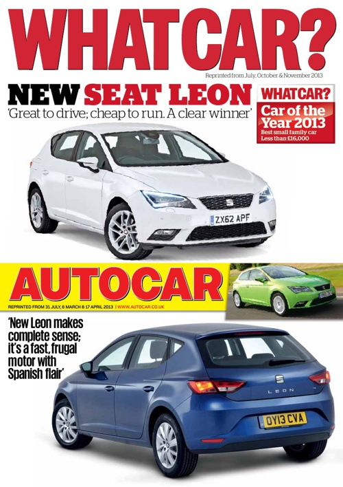 The new SEAT Leon reviewed
