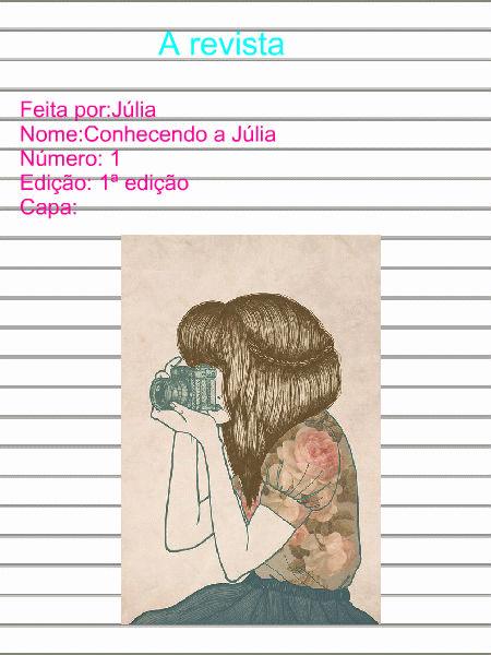 Revista Blog da Júlia