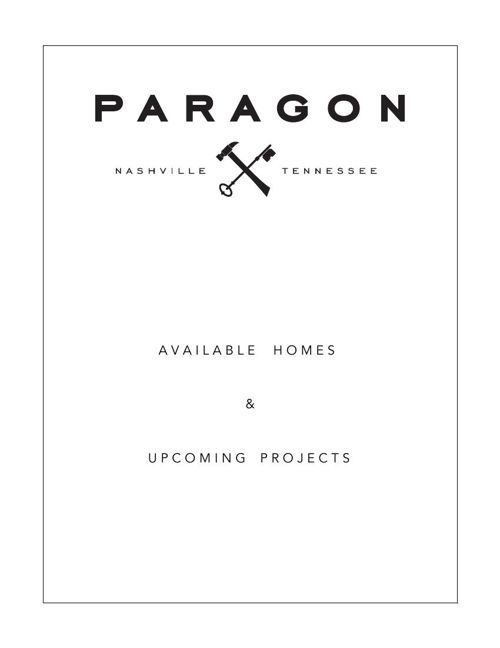 Paragon Group Available Properties