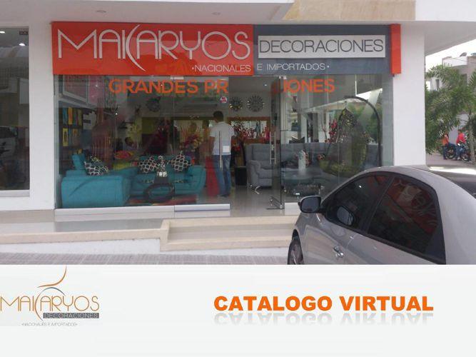 Catalogo Virtual Makaryos Decoraciones