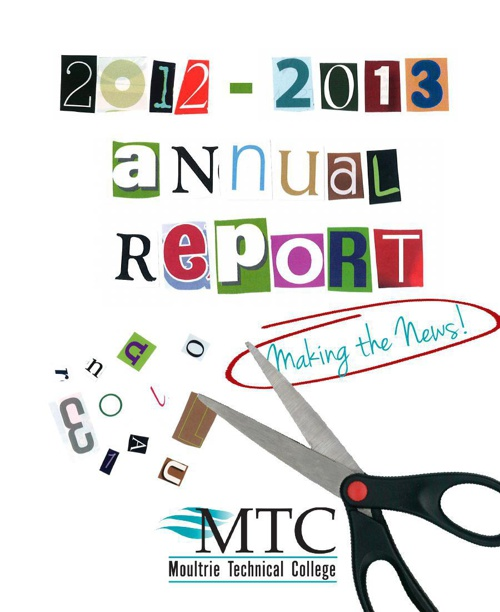 Moultrie Technical College 2012 - 2013 annual report