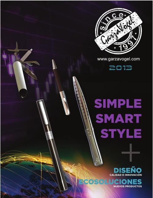 2013 Garza Vogel Catalogo