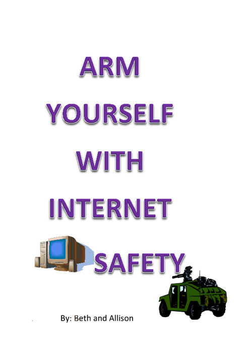 Arm Yourself with Internet Safety
