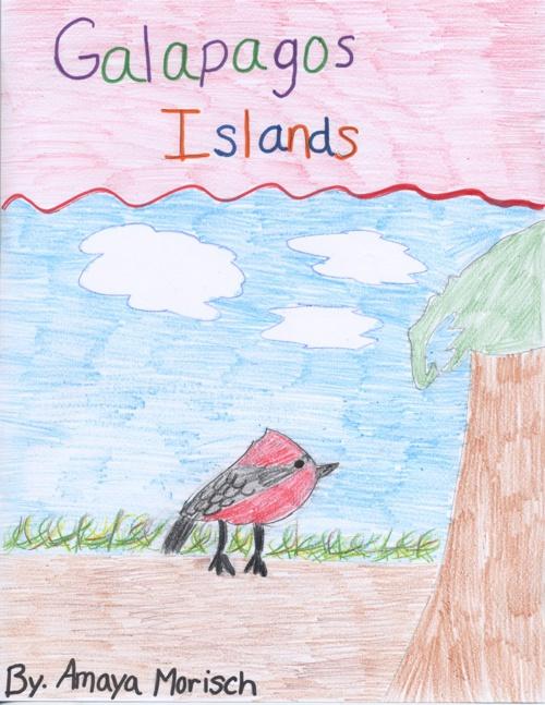 Amaya Morisch's Galapagos Islands E-Book