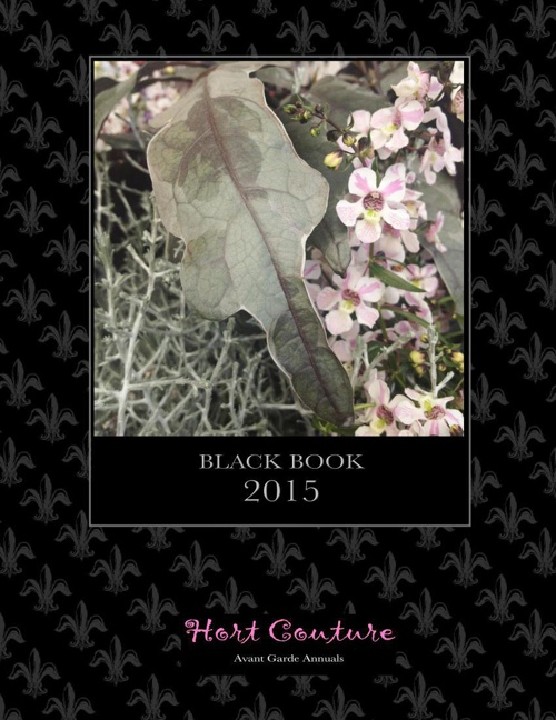 2015 Hort Couture Black Book