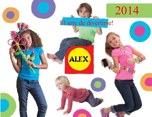 Catalogo Alex