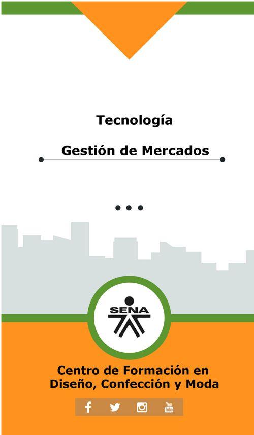 Brochure Gestión de Mercados