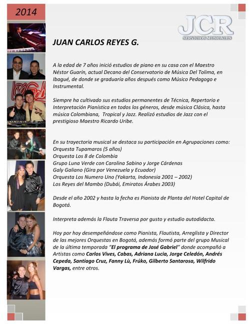 Portafolio Servicios 2014