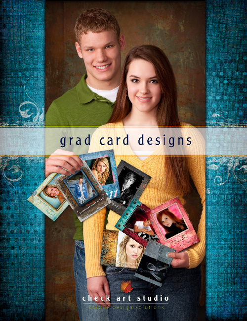 Grad Card Flip Book