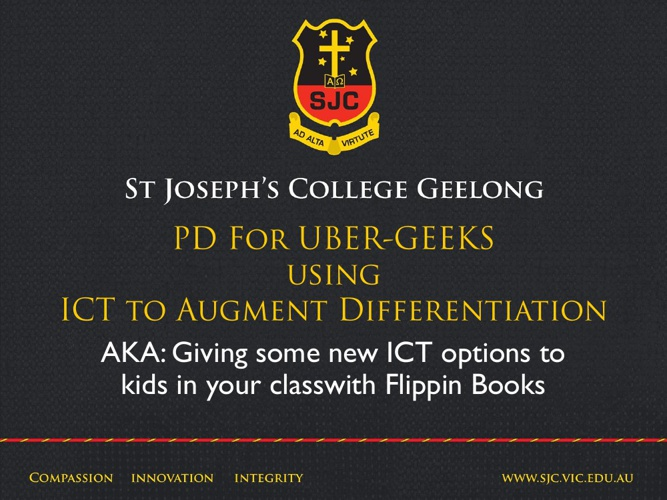 Flippin Book PD