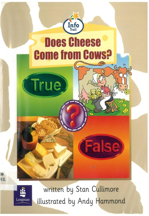 Does Cheese come from Cows?