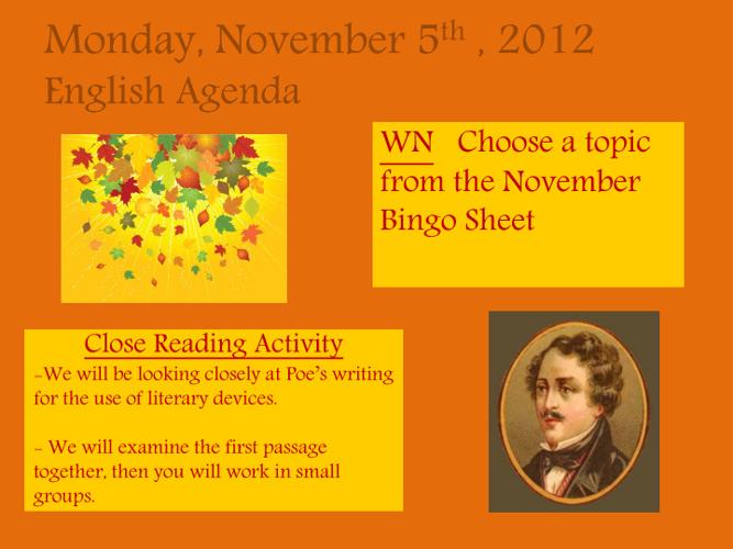 Week 12 Powerpoint