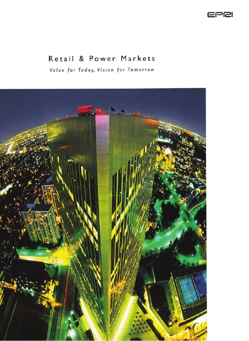EPRI Retail & Power Markets