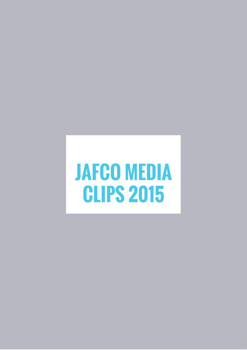 JAFCO Media Clips 2014 (Book 1)