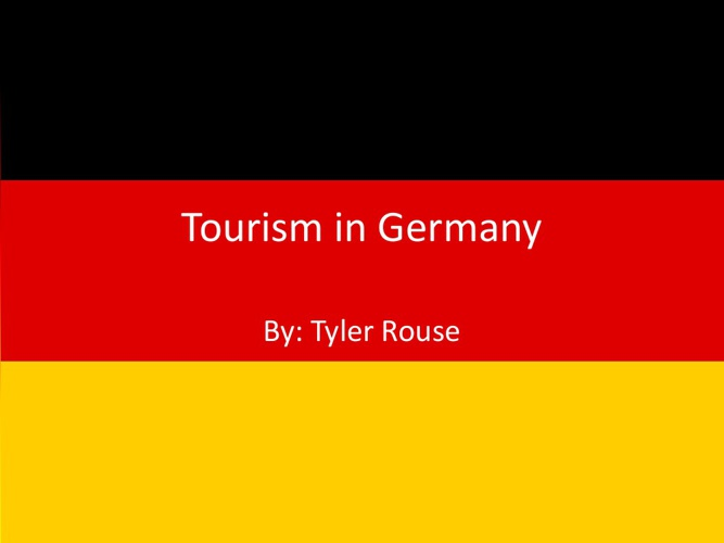 German Tourism