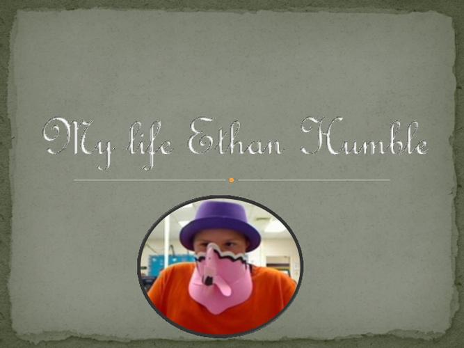 Ethan Humble
