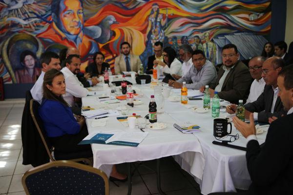 APJ y OEA se Reúnen para Conocer Alcance de La MACCIH