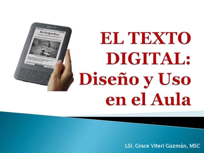 TextoDigital