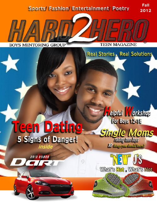 Hard 2 Hero Teen Magazine