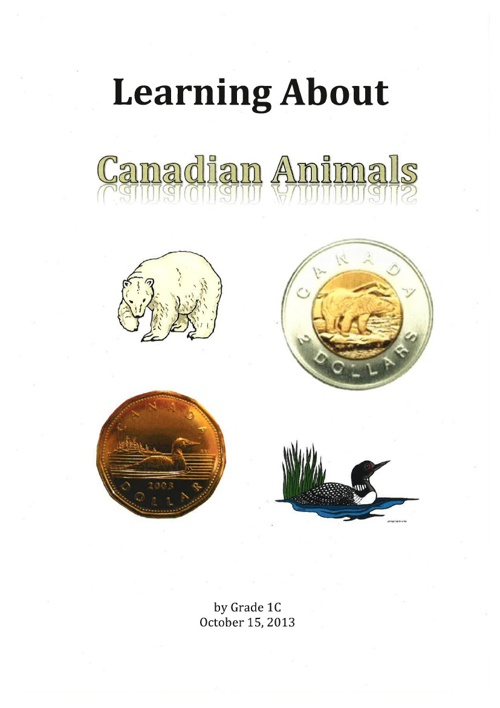 Learning About Canadian Animals