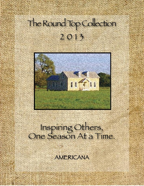 AMERICANA 2013 Catalog