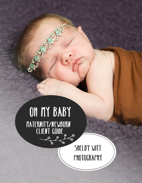 Shelby Witt Photography- BABIES 1st YEAR