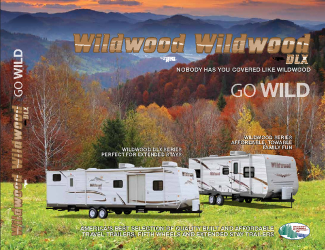 2011 Wildwood &Wildwood DLX brochure by ForestRiver RV