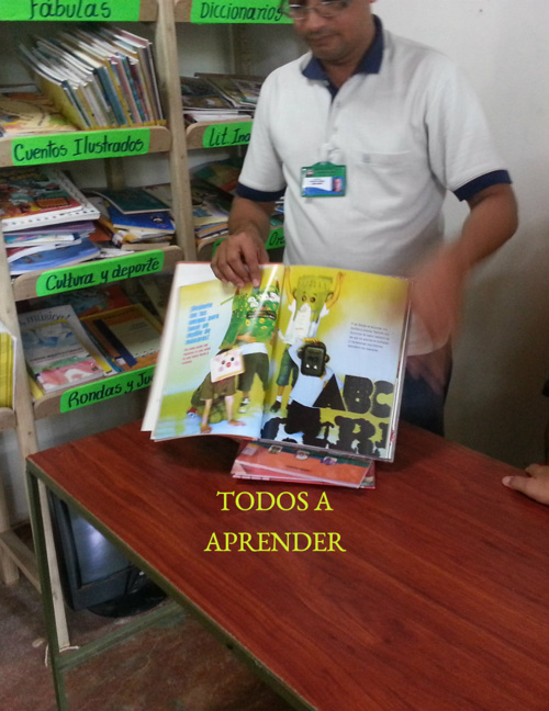 TODOS A APRENDER (PTA)