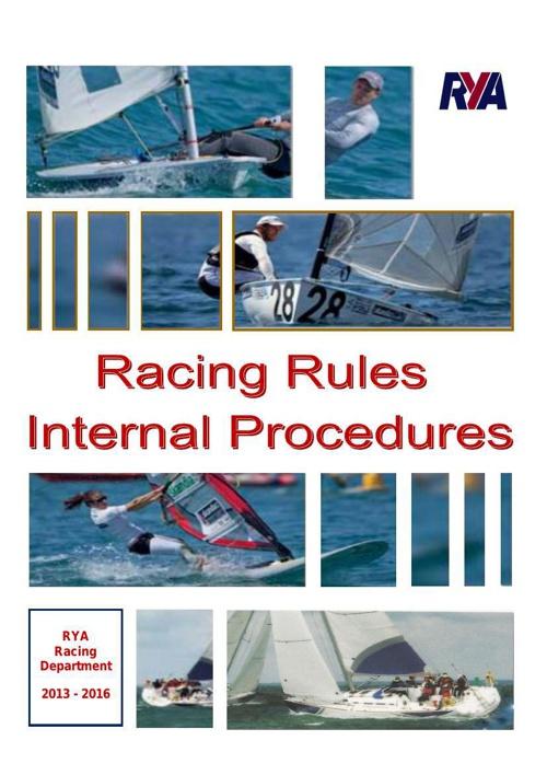 RYA Racing Rules Internal Procedures - 04.14 (1)
