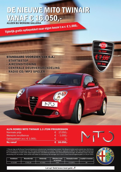 HaH folder Alfa Romeo