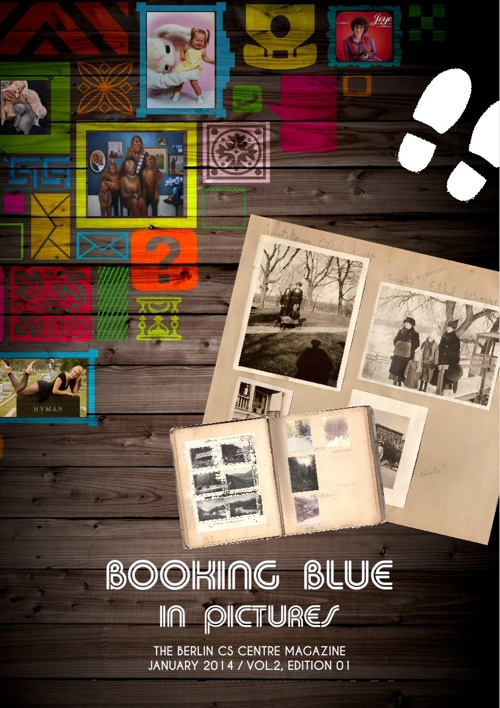 BOOKING BLUE -IN PICTURES-